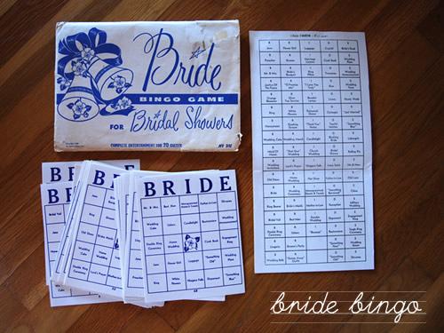 BrideBingo