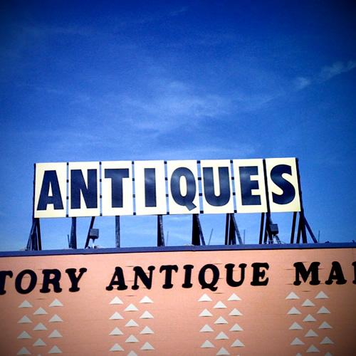AntiqueSign
