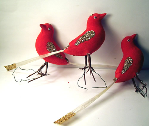 BirdOrnaments